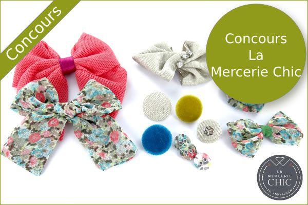 Concours La Mercerie Chic