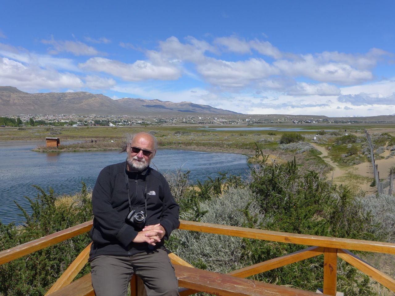 El calafate, la Patagonie.