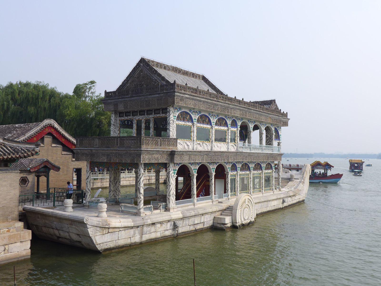 Pékin le palais d'été