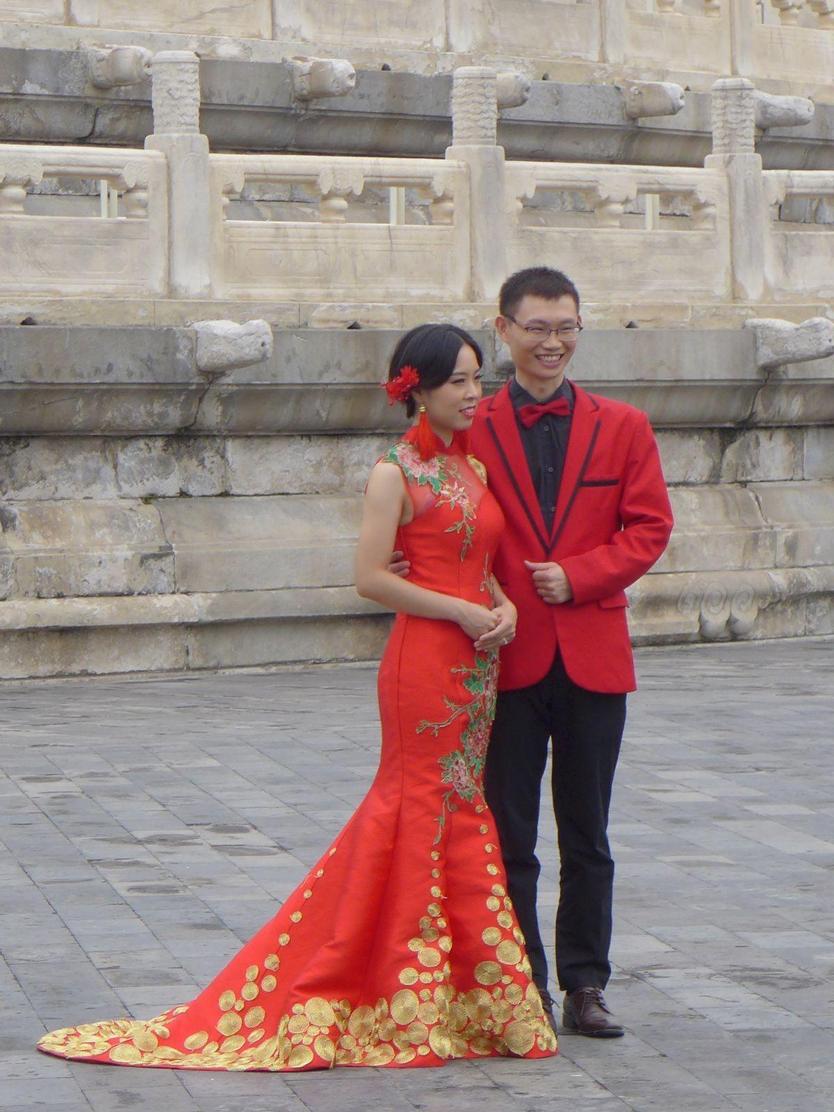 Pékin, le temple du soleil