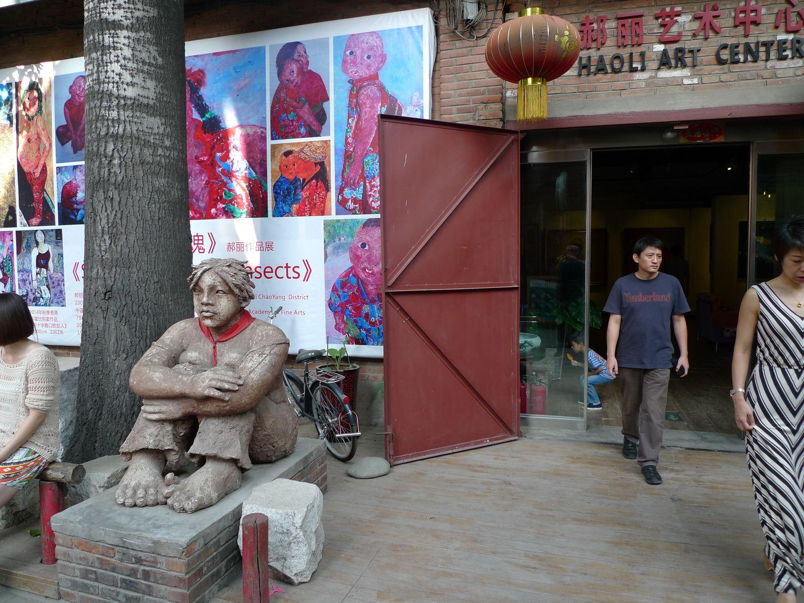 Pékin journée culturelle