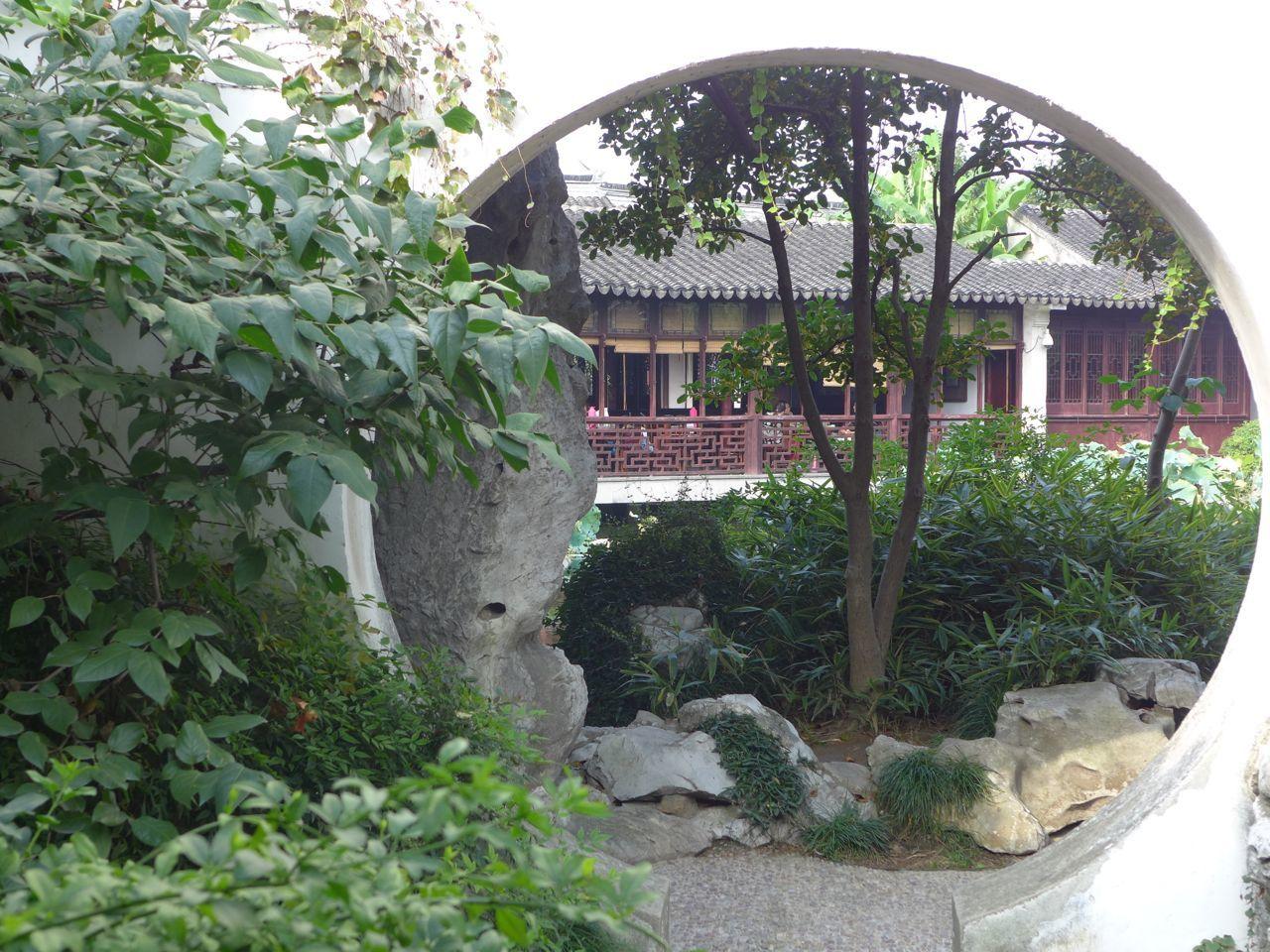 Suzhou encore des jardins