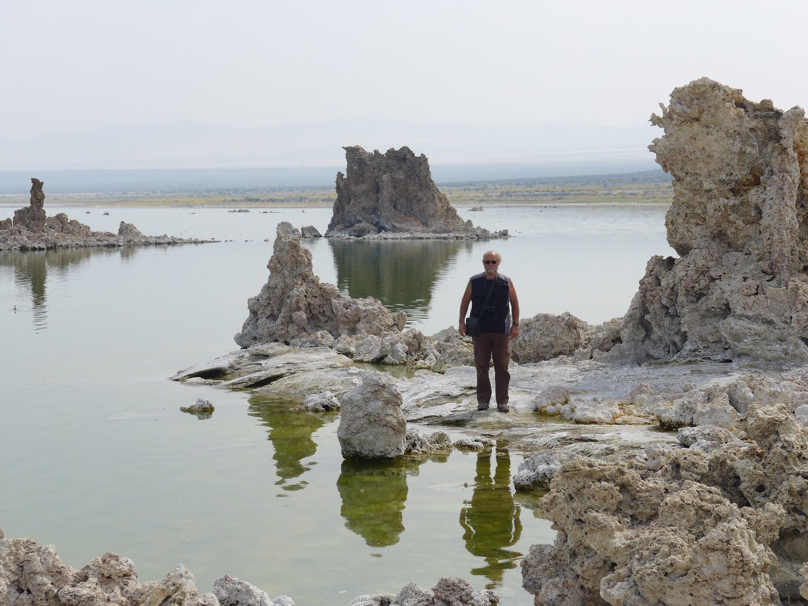 Mono Lake et Mammoth Lake