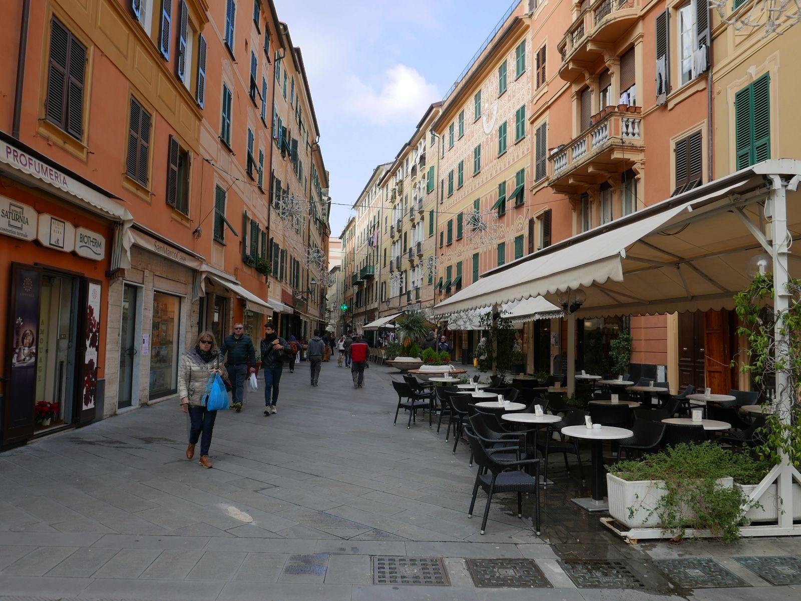 Un tour en Italie &quot&#x3B;Cinque terre&quot&#x3B;