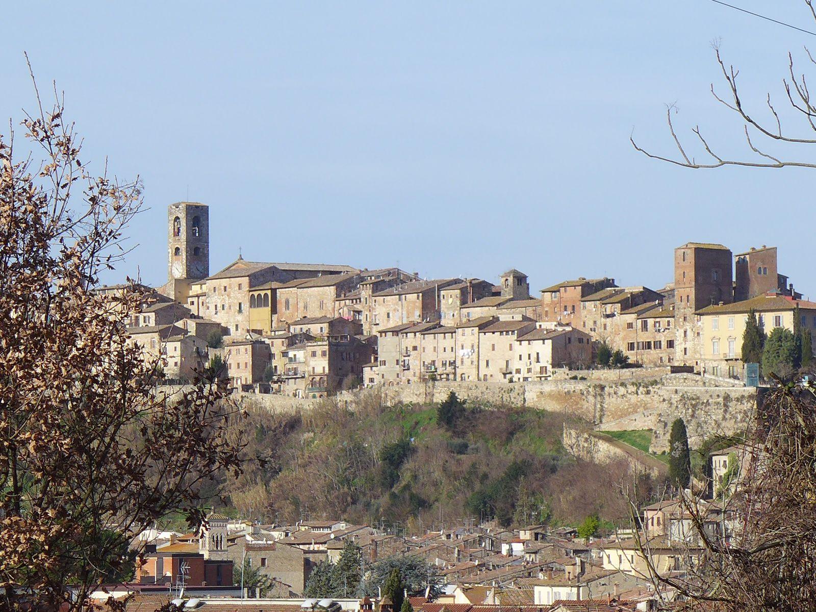 De Sienne à Montemarcello