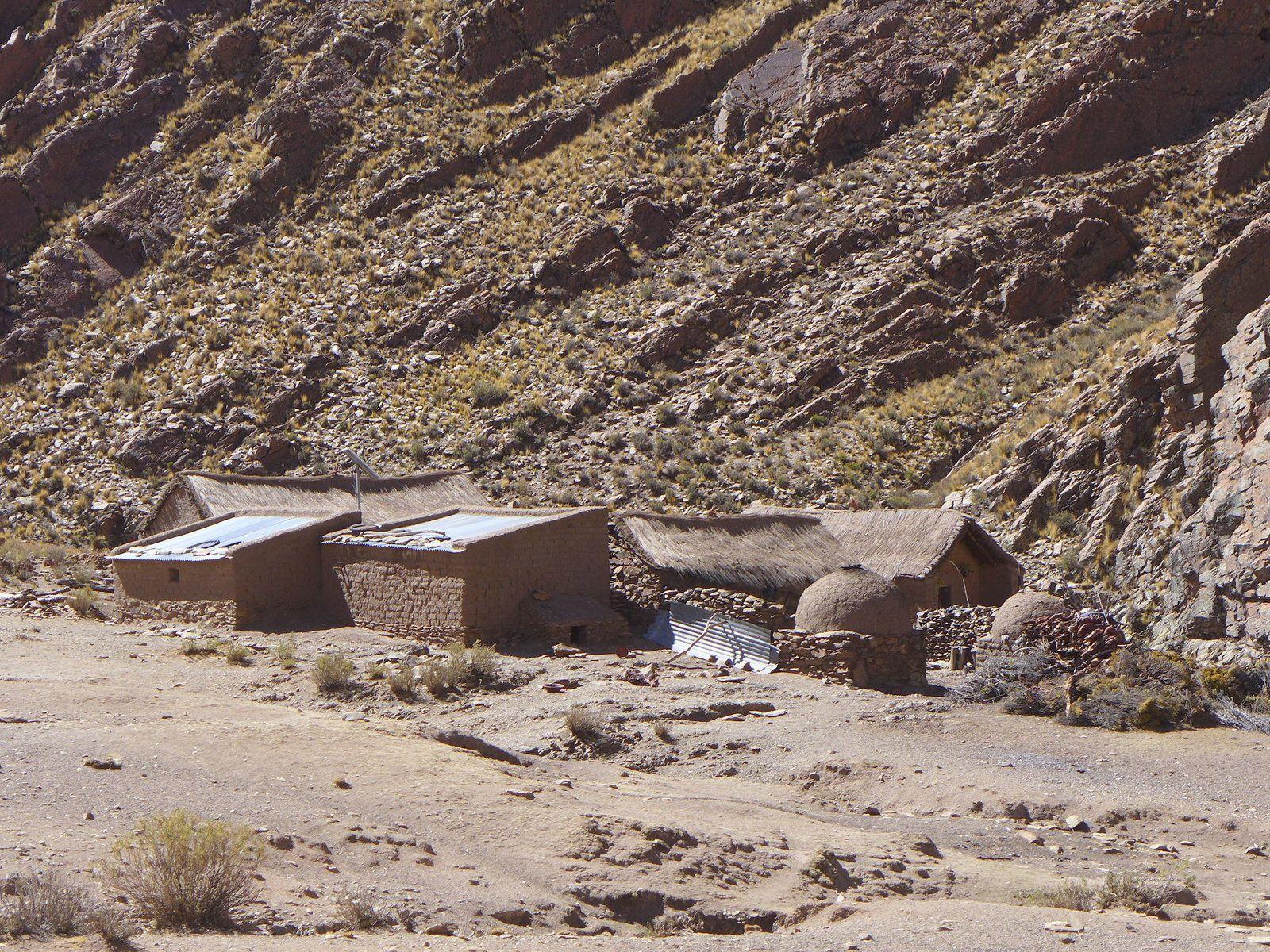 Jusqu'à la frontière bolivienne