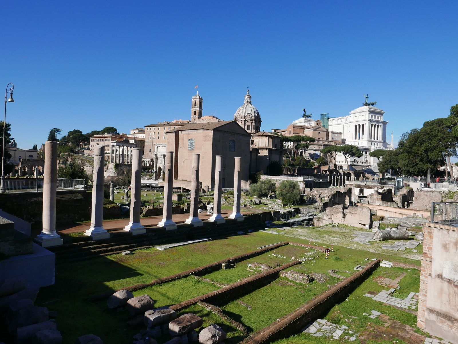 Rome Antique la visite