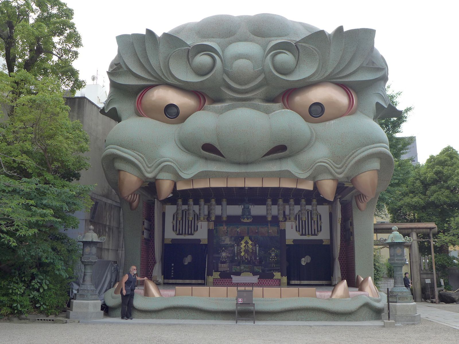 Osaka quartier Dotonbori