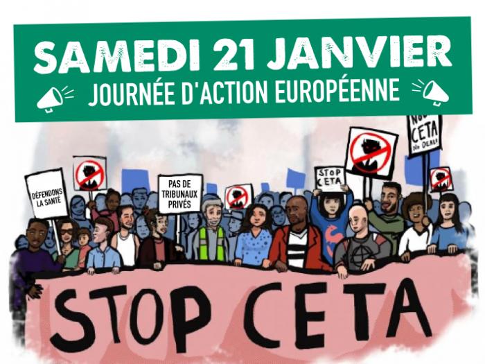 CETA  le noël des multinationales