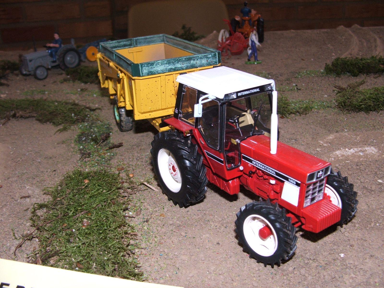 Créquy le 10 Février 2013 Les tiots tracteurs