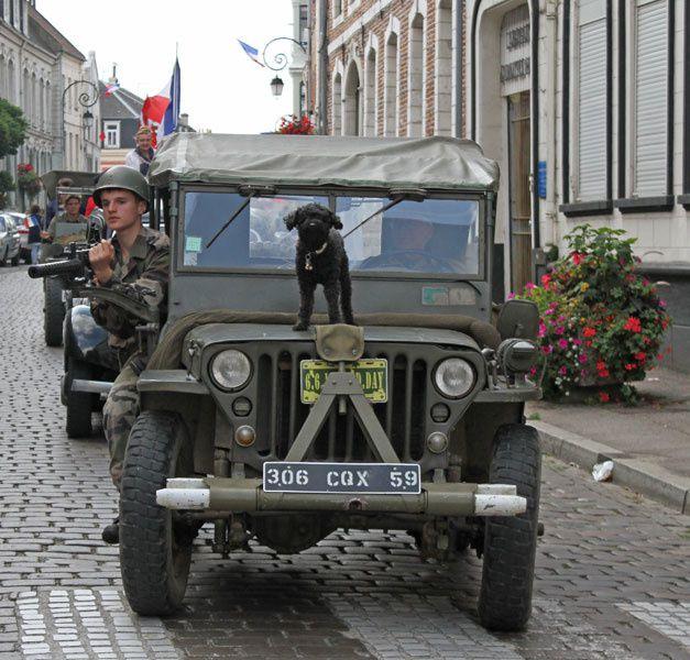 Montreuil sur Mer fête sa Libération les 13 et 14 septembre 2014
