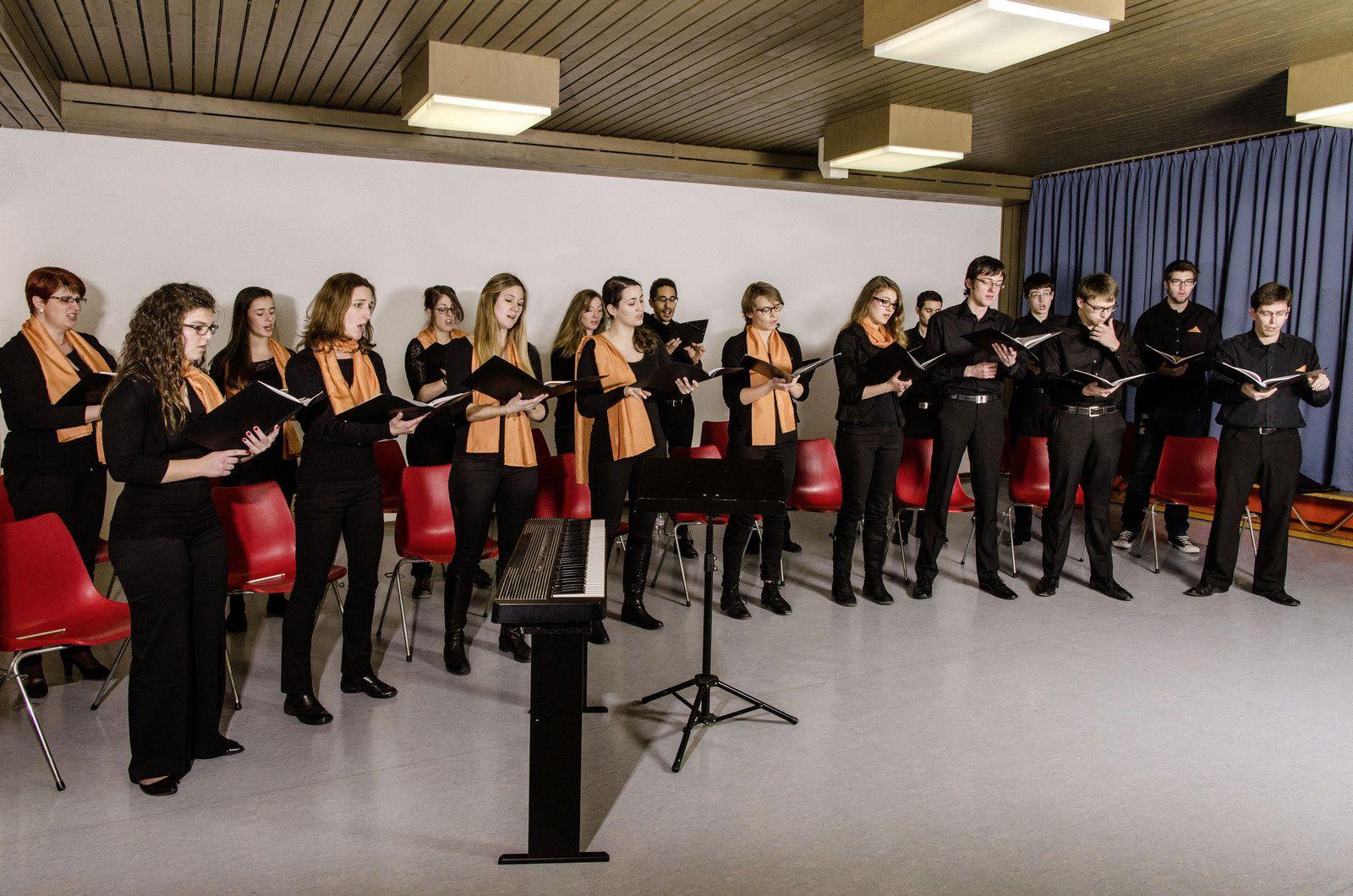 &quot&#x3B;La Petite Messe&quot&#x3B; de Rossini avec Cantamabile à Sion