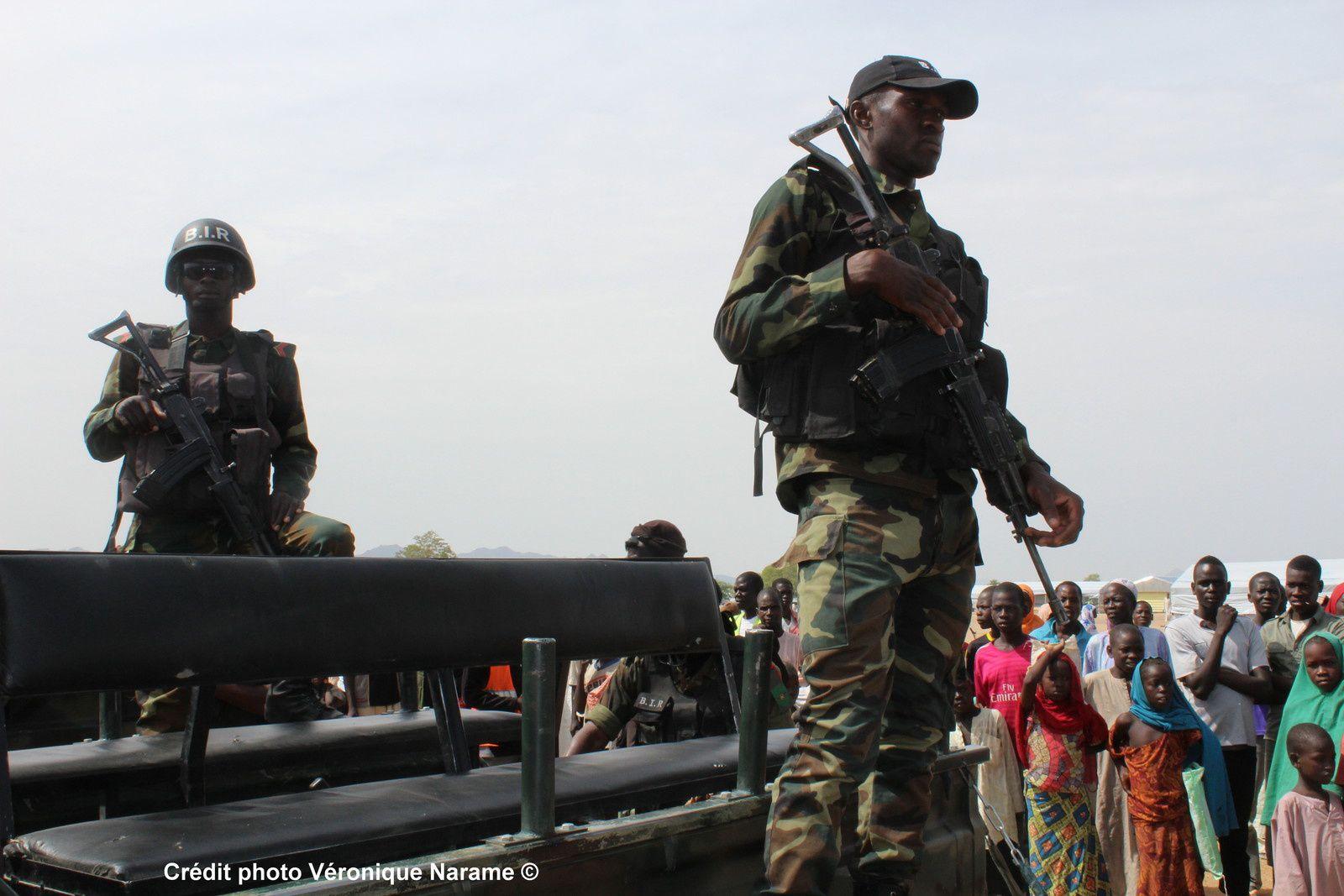 Cameroun/Lutte contre le terrorisme