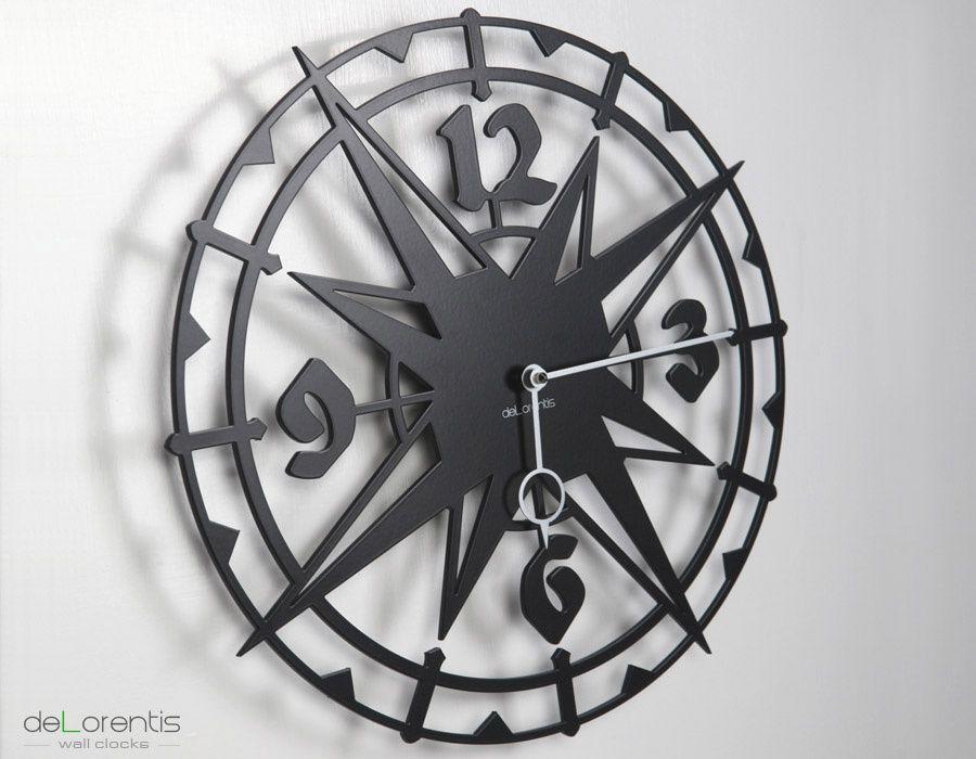 horloge murale colombus tolonensis creation