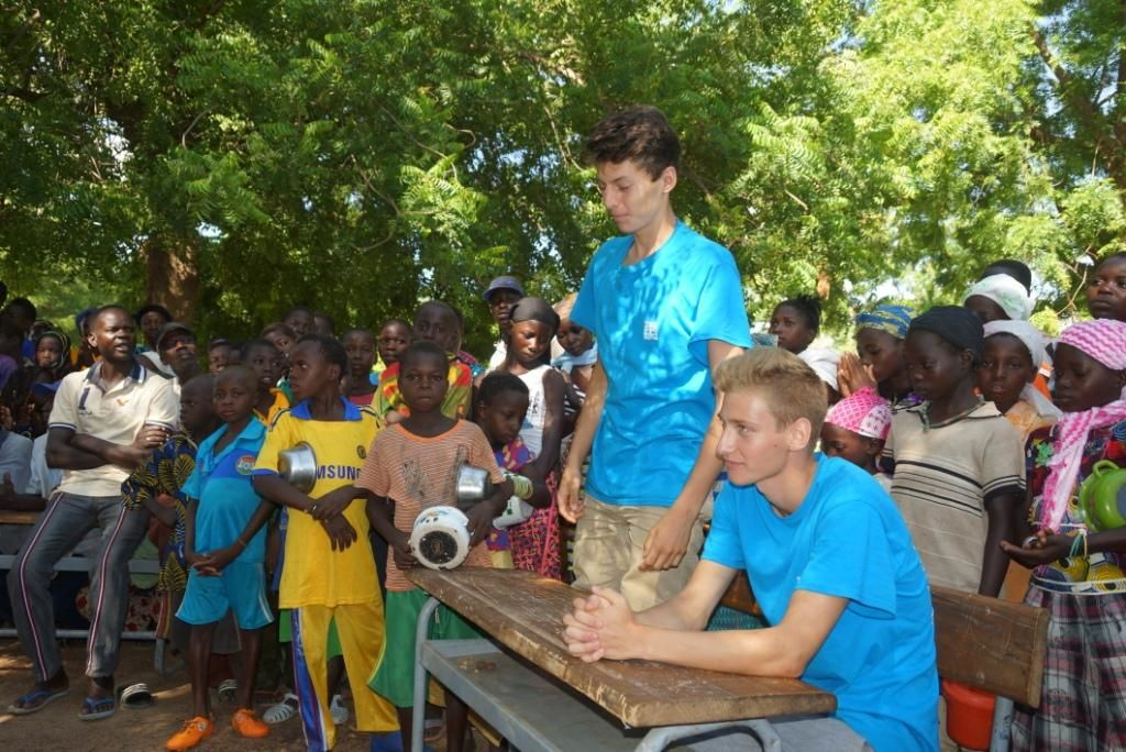 Burkina : Guillaume Prevost et Louis Boime témoignent