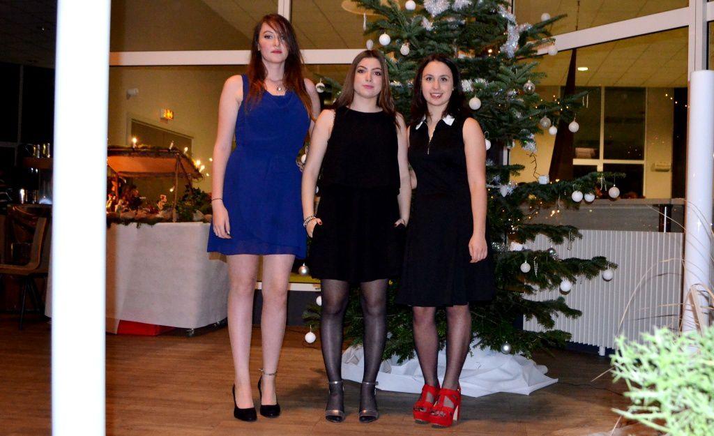 Fête de Noël les premières photos