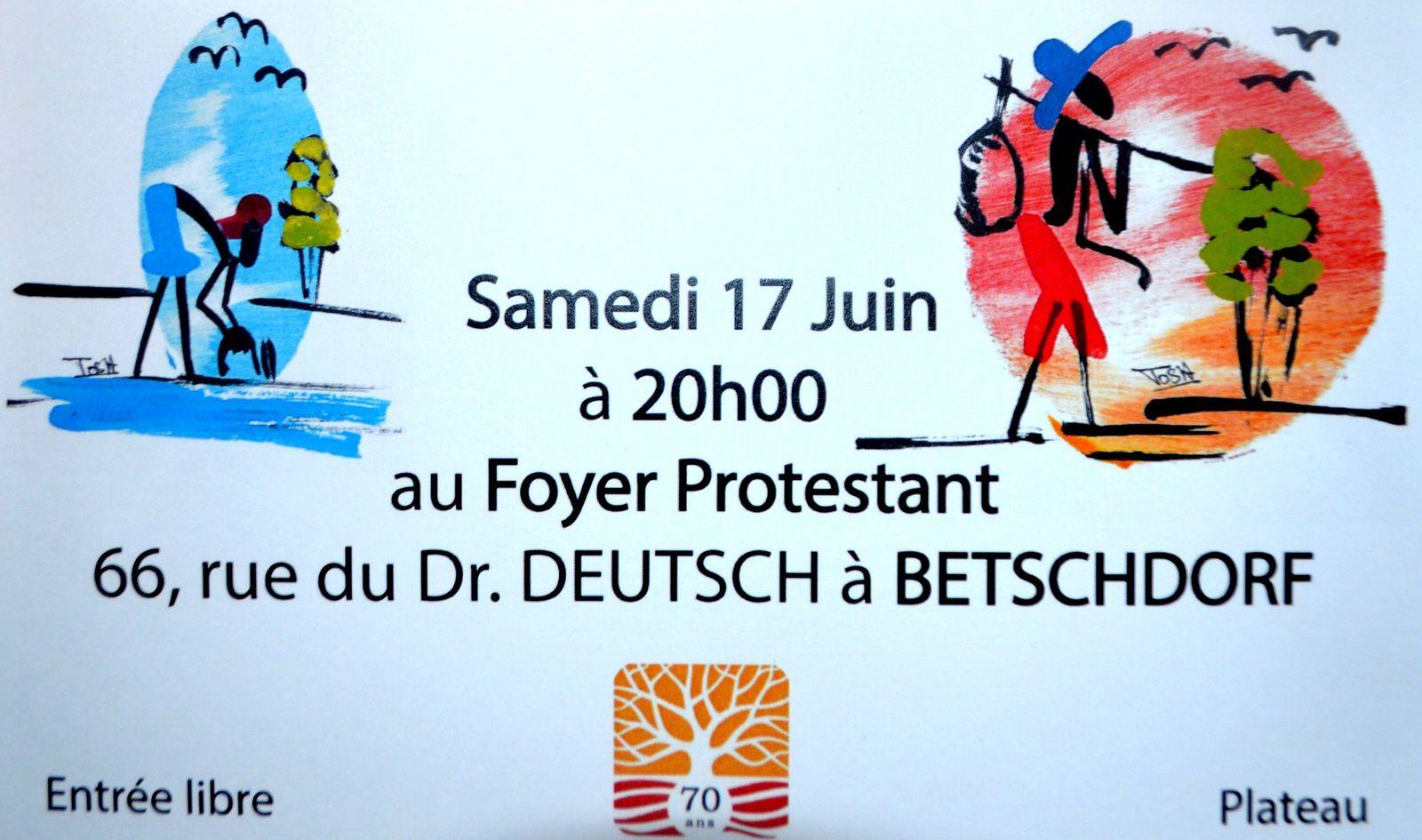 Un concert au profit du Burkina Faso