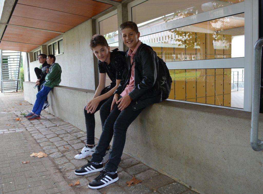 La rentrée des élèves en photos