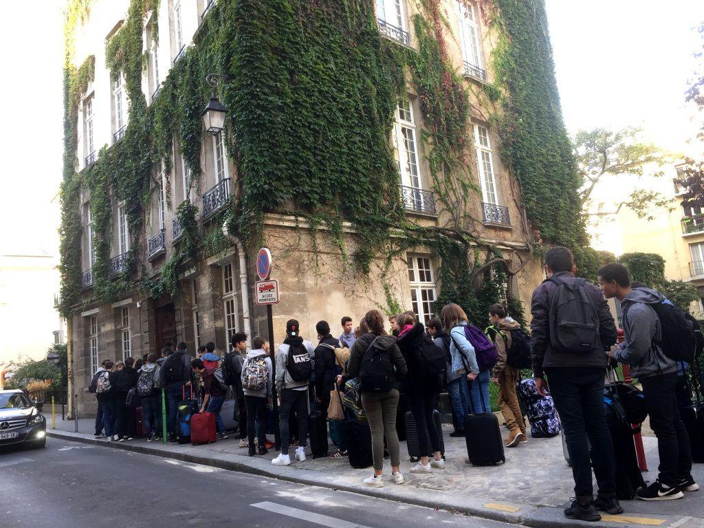 Les Secondes à Paris : Les photos du blog