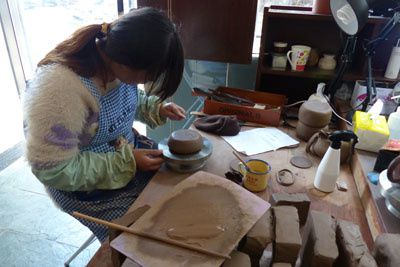 Yixing, capitale de la céramique. Mai 2014.