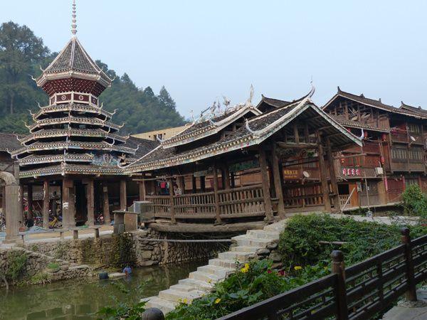 Le Guizhou. Octobre 2014.