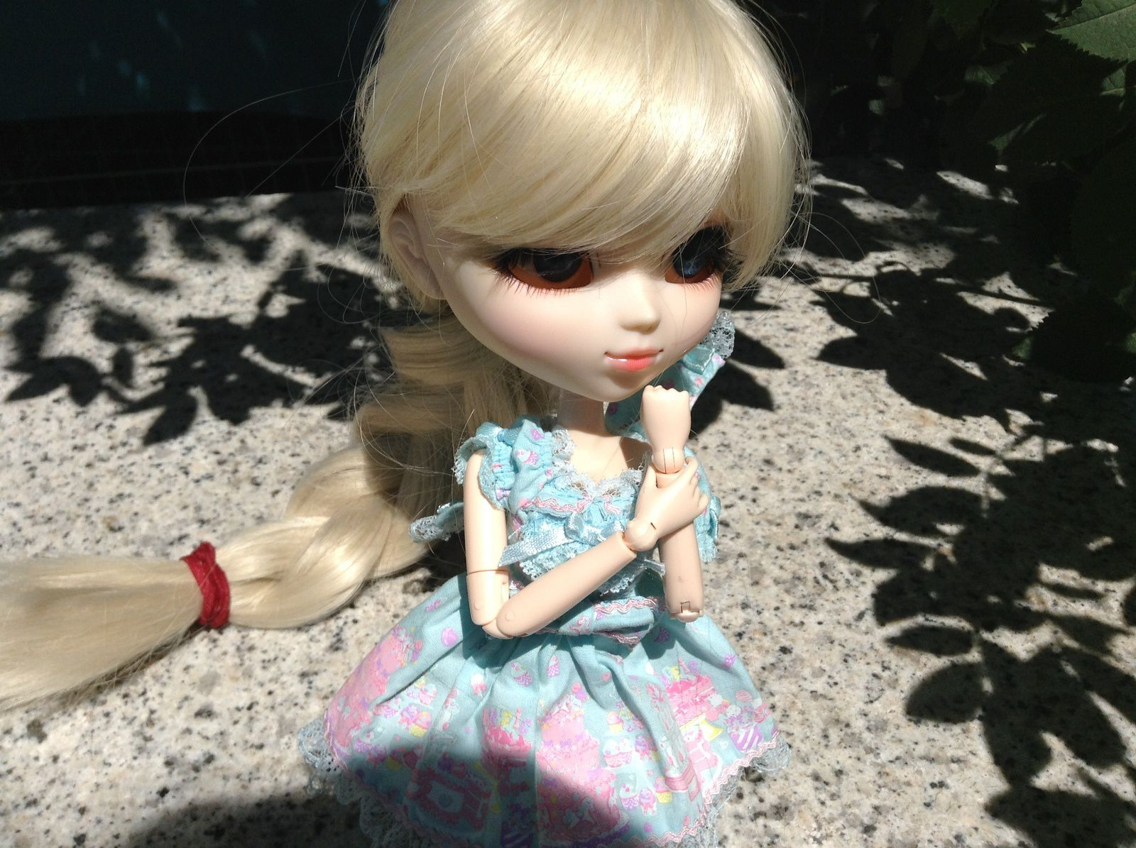 Pullip alice du jardin pink vers mashiro pullip addiction for Alice du jardin pullip