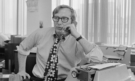 Seymour Hersh exposed the My Lai massacre during the Vietnam war, for which he won the Pulitzer Prize. Photograph: Wally McNamee/Corbis