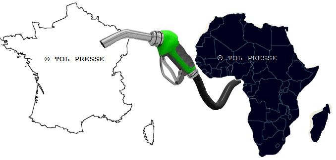 La dépendance de la France à l'égard de l'Afrique