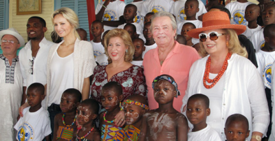 Françafrique : Pour l'argent de Ouattara, Debbouze veut bien passer après Delon ! (Grigri)