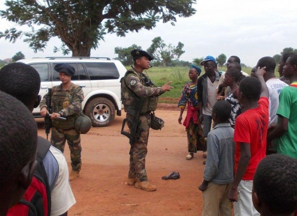 RÉPUBLIQUE CENTRAFRICAINE : Rebonjour la Françafrique ! (Liberté)