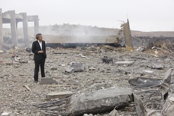 BHL en Libye 1
