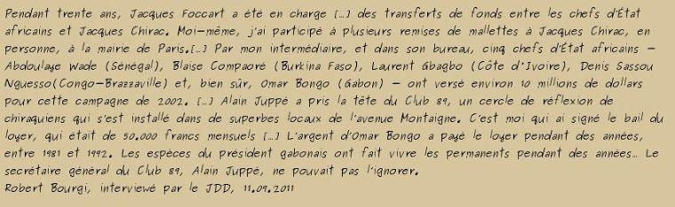 Quand Bourgi racontait le système des valises et du racket françafricain organisé par les présidents français (CameroonVoice)