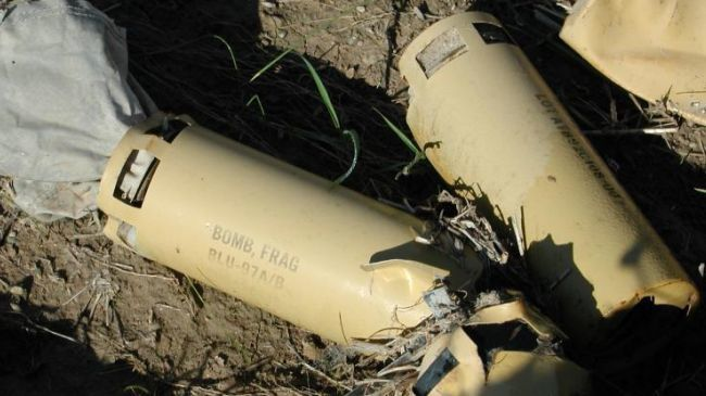 Selon un rapport, les Saoudiens ont utilisé des bombes à fragmentation étatsuniennes au Yemen (Press TV)