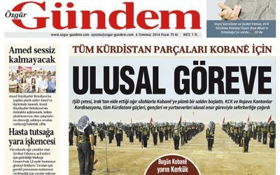 Révélations du PKK sur l'attaque de l'ÉIIL et la création du « Kurdistan » (Voltaire.net)