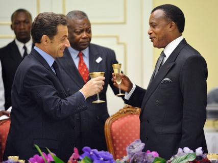 Françafrique. Sarkozy dans  la dictature congolaise : les dessous d'une conférence embarrassante (MdP)