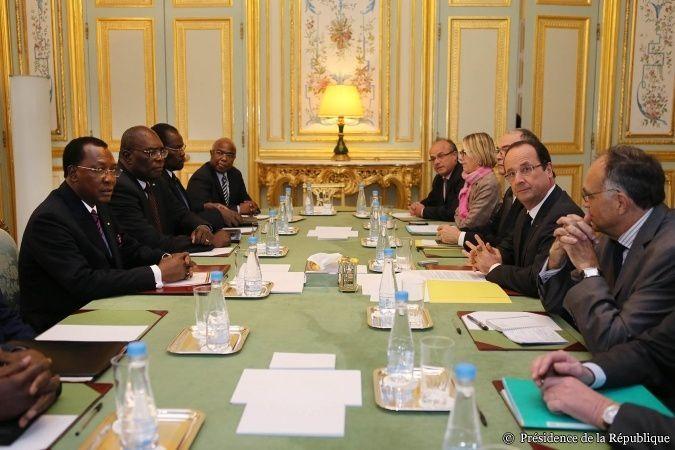 Influence et implication du dictateur Idriss Déby en Centrafrique de mi-2012 à janvier 2014