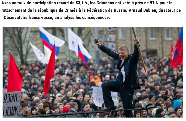 Offensive de propagande occidentale en faveur d'un engagement armé au côté des néo-nazis ukrainiens (Arrêt sur info)