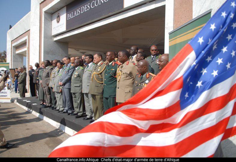 Les Etats-Unis convoquent les Chefs d'Etat-Major de Terre Armée d'Afrique au Sénégal (Canalfrance.info)