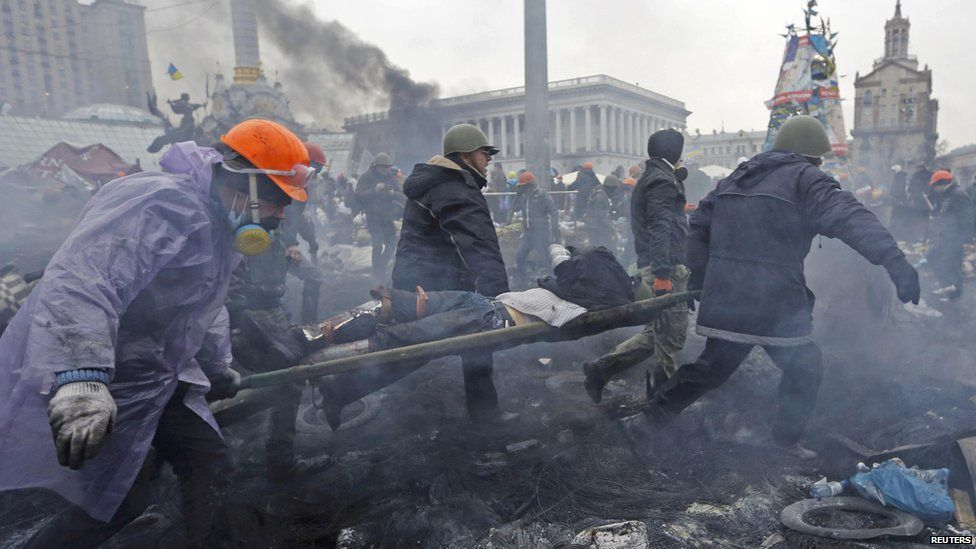 The Untold Story of the Maidan Massacre (BBC)