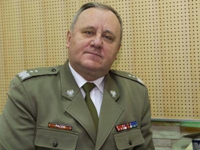 Le général polonais Boguslaw Pacek est à la tête du groupe de conseillers militaires de l'Otan en Ukraine.