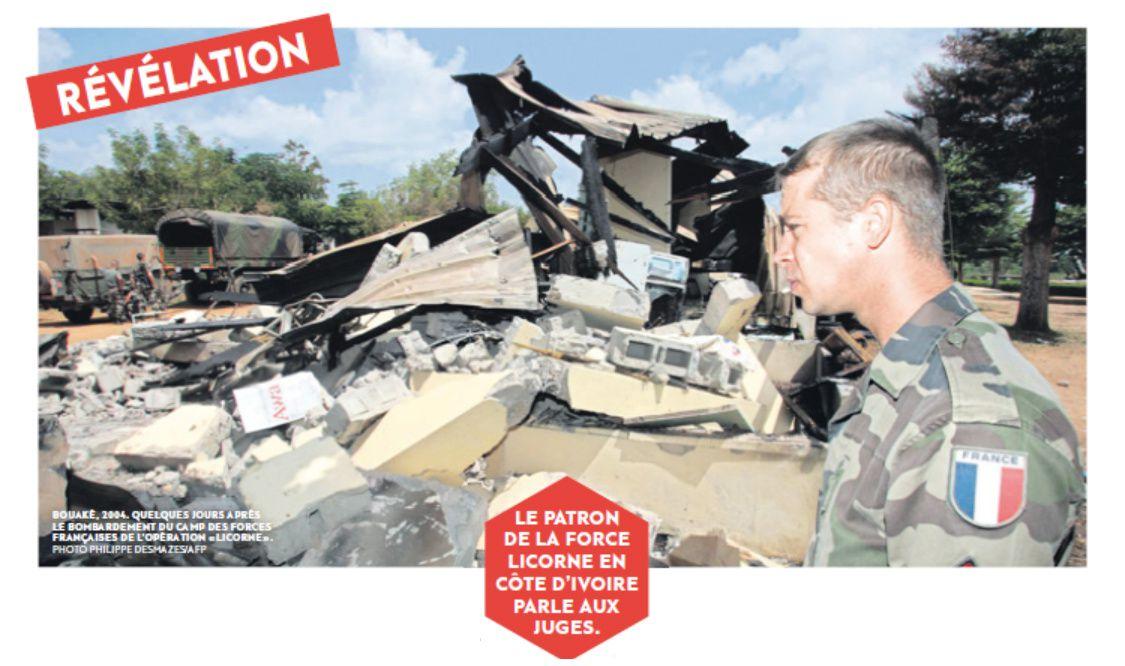 Françafrique. Bombardement de Bouaké, l'impossible vérité ? (L'Humanité)