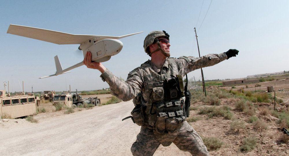 Ukraine: les USA enverront des drones et des véhicules blindés (Sputnik)