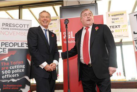 Lord Prescott déclare que les &quot&#x3B;croisades sanglantes&quot&#x3B; de Tony Blair ont radicalisé les jeunes musulmans britanniques
