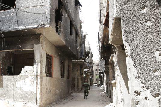 Des commandos palestiniens débarquent en Syrie! (Irib)