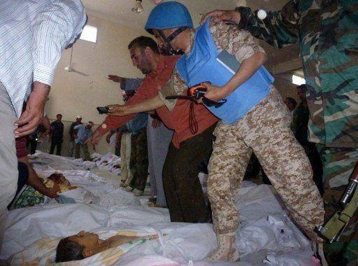 Comment les médias intoxiquent l'opinion publique : Le cas de la Syrie [VIII]
