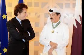 Jack Lang, en bon socialiste, se dit étonné des accusations de financement du terrorisme par le Qatar