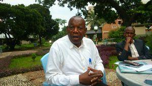 « Ils ont pris toutes ces terres sans un seul document légal. » – le député provincial Gaspard Bosenge-Akoko. (Photo : GRAIN)