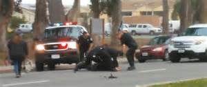 Californie : un homme battu par des policiers dans une vidéo &quot&#x3B;horrible&quot&#x3B;