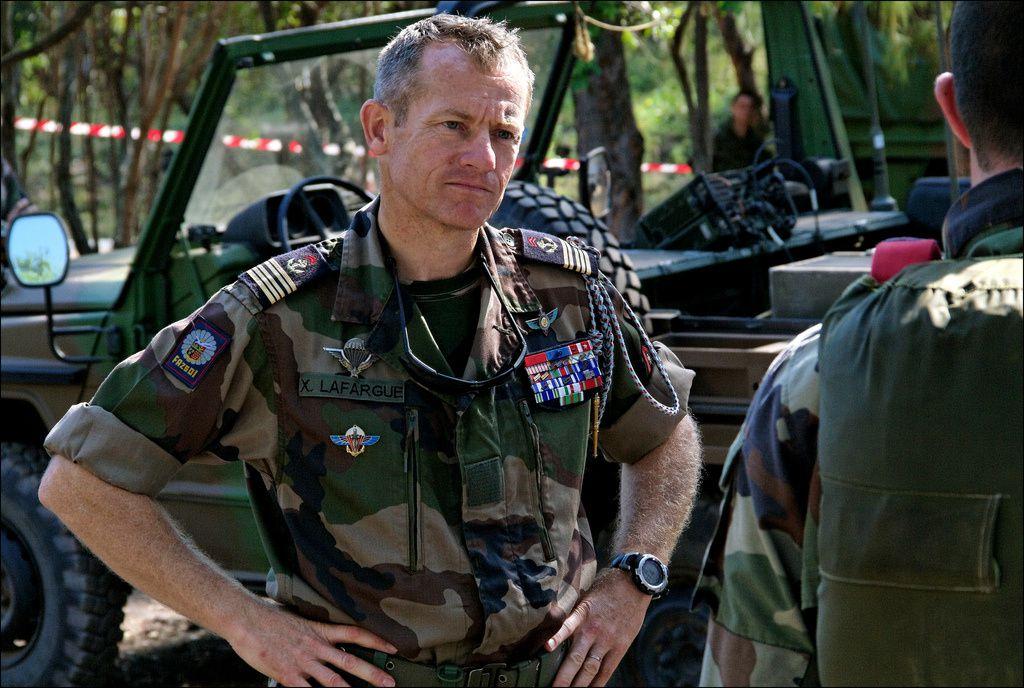 Françafrique. Bruno Lafargue, nouvel attaché de défense à Abidjan (LdC)