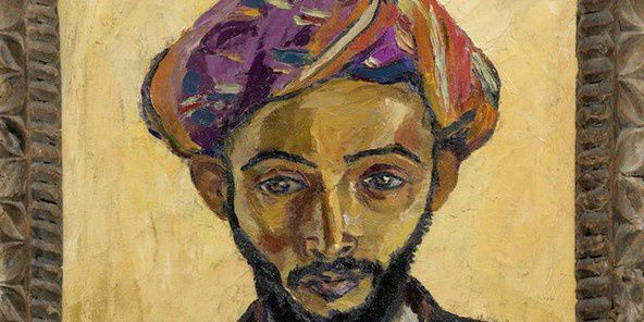 Arab In Black, de Irma Stern. © Bonhams